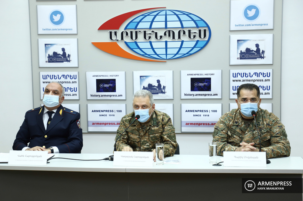 Yerevan presents evidence of Turkish involvement, war crimes against Artsakh