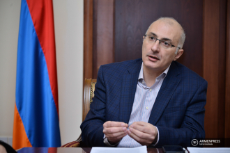 Hayastan All Armenian Fund presents operations