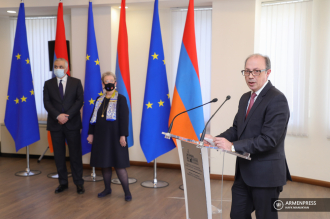 Foreign Ministry hosts event on initiation of Armenia-EU CEPA