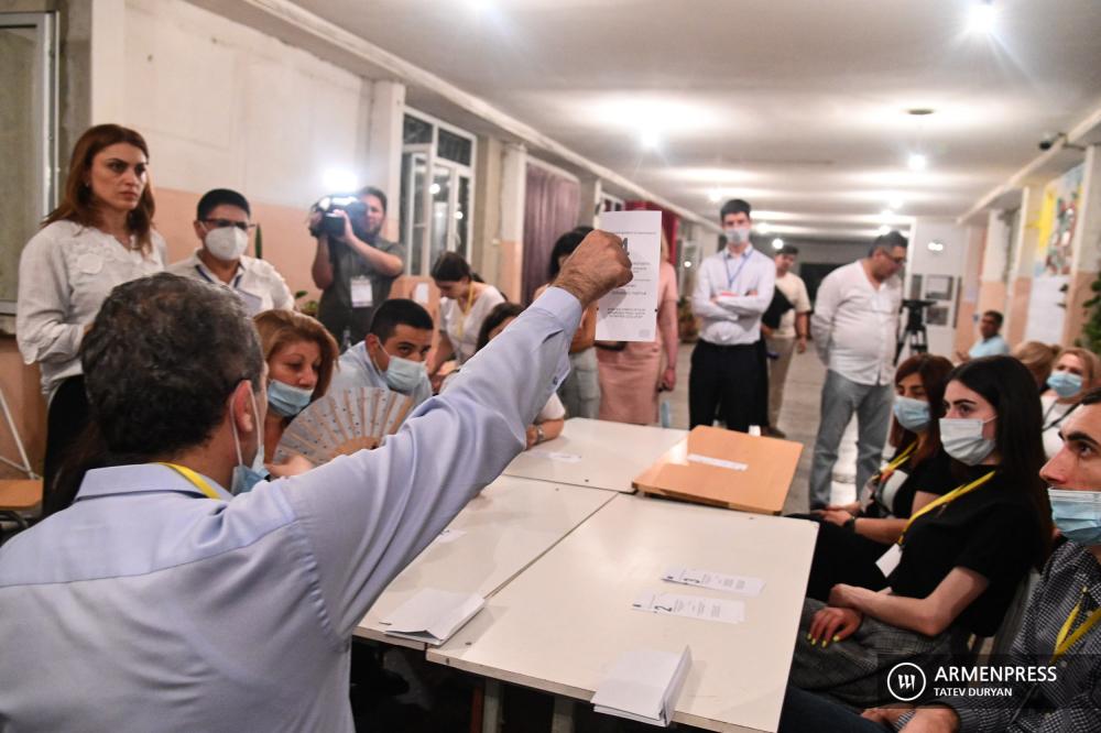 ՀՀ կենտրոնական ընտրական հանձնաժողով